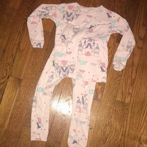 3T Baby Gap Toddler Girl PJs